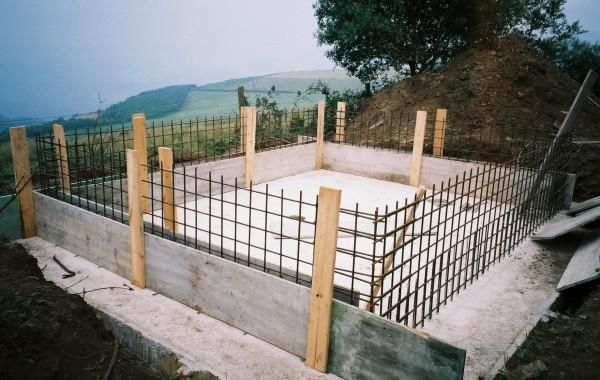 Construcción puntos de agua